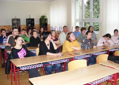 Bokor Klára Szibériáról szóló beszámolóját nagy figyelem övezte