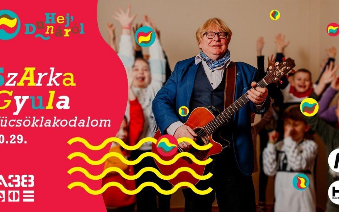 Szarka Gyula: Tücsöklakodalom